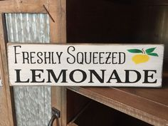 Small Hand Painted Wood Sign Approximate Measurements x Sawtooth hanger included All signs are made to order and hand painted. Signs ship within 3 business days M-F All sales are final. Distressed Wood Signs, Painted Wood Signs, Rustic Wood Signs, Rustic Decor, Farmhouse Homes, Farmhouse Decor, Yard Sale Signs, Wood Accents, Home Decor Kitchen