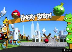 Angry Birds adventure parks launching in the UK