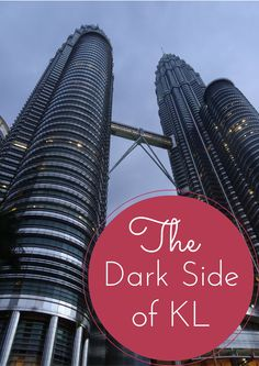I definitely recommend travelling to Kuala Lumpur, but like every country there are a few things you should know before you visit.