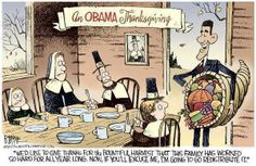 An Obama Thanksgiving.