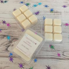 Earth Nag Champa Scented Soy Wax Melts Soy by StargazerHomeDecor