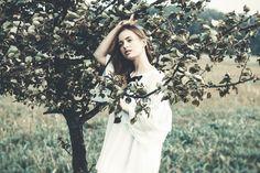 Model: Weronika Kmieć photo: Dorota Górecka