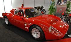 1965 Fiat Abarth OT 1300 137C/0032