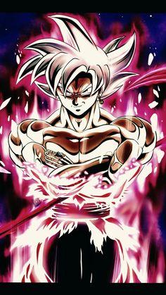 Mastered UI Goku Black