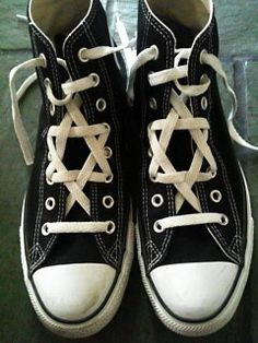 37 ways to tie your shoelaces