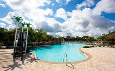 Homes4uu Vacation Rentals -- Paradise Palms Resort, one of Orlando's newest and most unique vacation resorts. Just 10 minutes from Disney World.
