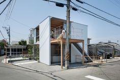 Gallery of gré Square House / suzuki architects - 5