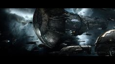 EVE: Online - The Prophecy  (Fanfest 2014 Trailer)  There will come a storm!  Make a Film!!