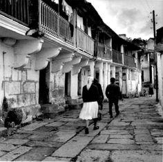 Jean Dieuzaide - Combarro, Pontevedra, 1961 (La Galice)
