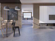 Projekt domu Alicja N 2G+ (TLC-163) - 138.55m² Divider, Room, Furniture, Home Decor, Bedroom, Rooms, Interior Design, Home Interior Design, Arredamento