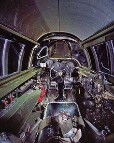 P-61 Black widow cockpit