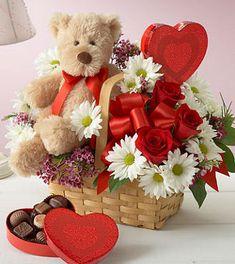 Valentines day gift ideas 2017 flowers arrangements