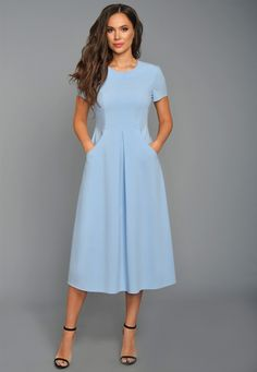 Платье Teffi style модель 1327