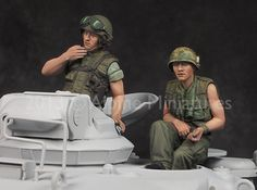 The latest offerings from Alpine Miniatures. Now in stock at Highcalibreminiatures.com click the picture for more.