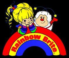 Mahô Shôjo Rainbow Brite - Main title - Blondine au Pays de l'Arc-en-Ciel - Générique