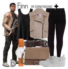 Disney Bound Finn - Ideas of Star Wars Outfits - Disney Bound Finn Star Wars Outfits, Disney Bound Outfits, Themed Outfits, Princess Outfits, Disney Princess, Casual Cosplay, Cosplay Outfits, Finn Star Wars, Star Trek