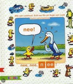 08-12-14   Nee, nee, nee!, Elle van Lieshout & Elle van Lieshout   9789048708253  ...