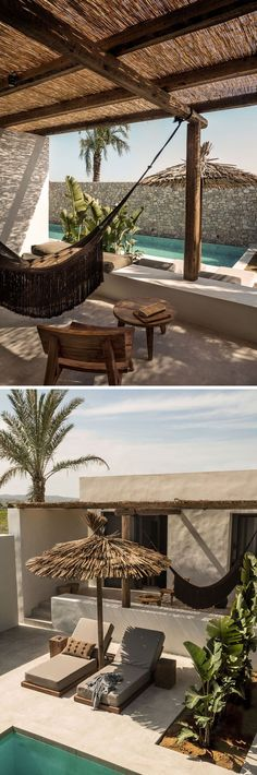 Light IQ love the design of this fabulous new retreat Casa Cook Hotel on the island of Kos. Rustic luxury