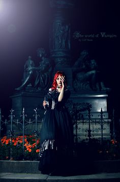 Tragedy of a Vampire by LilifIlane.deviantart.com on @DeviantArt