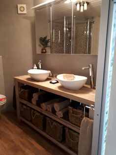 Badkamermeubels op maat onderhoudsvrij www.steigerhoutfriesland.nl