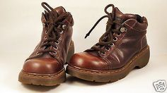 Vint-Dr-Doc-Martens-Mens-Boots-8542-US-Sz-6-5-UK-Sz-6-Womens-Sz-7-England-Brown
