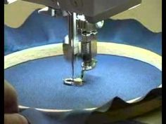 BERNINA Presser Feet Eyelet Embroidery Attachment