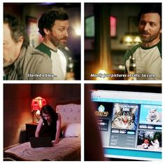 Supernatural 11x06 Our Little World vs. 11x20 Don't Call Me Shurley #God #Amara #blog about cats