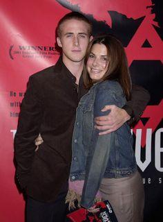 Ryan Gosling et Sandra Bullock