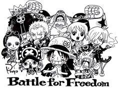 Battle for Freedom <ぽにお>Twitter