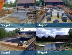 Natural Swimming Pool Construction | swimming pools swimming ponds pool conversions five valleys ... by bonita