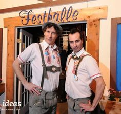 Read about the Oktoberfest Celebration special event we put together. Guests were greeted by costumed actors in Lederhosen as they entered the venue. German Beer, Lederhosen, Corporate Events, Special Events, Celebration, Actors, Costumes, Fun, Fashion
