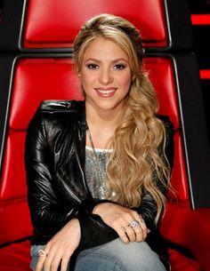 Favorite Music Artist: Shakira