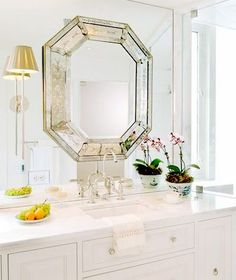 mirror on a mirror
