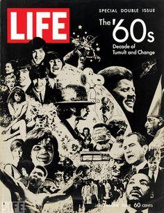 LIFE MAGAZINE  The 60s