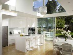 Interior shot for London Property developer