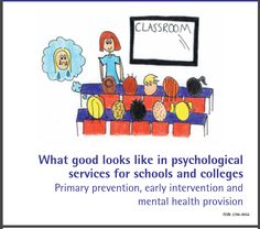 Review of best practice in psychological services in schools launched today | BPS