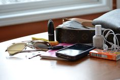 Less is Good...In your purse. Stop the over packing!