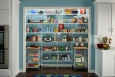 Kitchen/Pantry Solutions