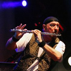 Ian Anderson, Jethro Tull..  Fun show in missoula montana, outside, near the river.  Big crowd, i slid my way near the front.  Went with lynn
