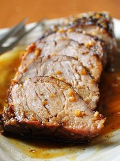 Island Pork Tenderloin – the best pork I have ever had!