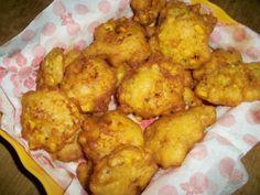 YUMMY TUMMY: Fried Sweet Corn Nuggets