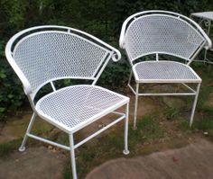 52 best vintage mid century patio furniture images chairs rh pinterest com Salterini Bar Stools Salterini Table