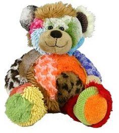 Cute Teddy Bears   Soft Toys by Korimco   Bruiser Bear Bright