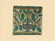 Fantastiche immagini in ceramiche siciliane su nel
