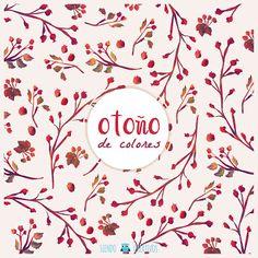 Pack Otoño Creativo 2015: Dale la bienvenida al otoño de forma creativa http://www.siendocreativos.com/2015/09/laminas-creativas-otono.html
