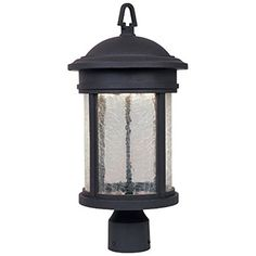 Designers Fountain LED31136ORB Prado Post Lanterns Oil Rubbed Bronze * You can find out more details at the link of the image. Note: It's an affiliate link to Amazon
