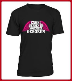 Novembar Geburtstag Engel - Geburtstag shirts (*Partner-Link)