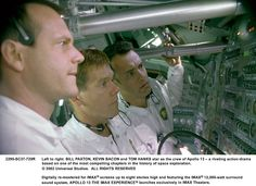 """Apolo 13"" (""Apollo 13"", 1995). Dir. Ron Howard. Stars: Tom Hanks, Bill Paxton, Kevin Bacon."