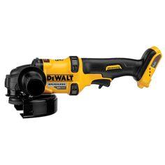DeWalt Flexvolt Angle Grinder Kit for sale online Dewalt Power Tools, Cordless Power Tools, Hand Tool Sets, Construction Tools, Tools Hardware, Angle Grinder, Must Have Tools, Work Tools, Shop Plans