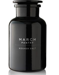 March Pantry's Kosher Salt | 34 Coolest Food Packaging Designs Of 2012